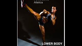Powerstrike Lower Body Blast - Glute and Leg Sculpting Workout (no equipment)