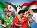 من الذاكرة مباراة مصر 0 - 1 الجزائر كاملة