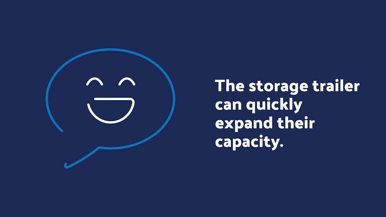 Storage Trailers Offer Merchandise Storage a Cutting Edge Solution