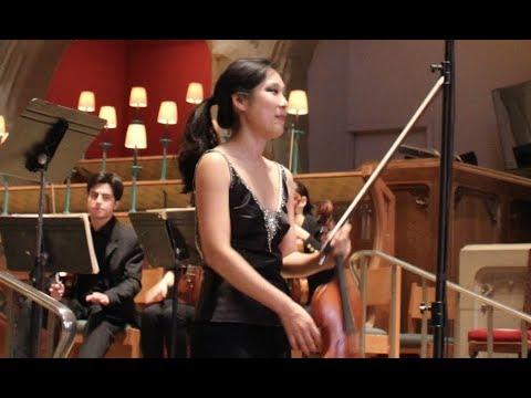 V Is For Violin [NYCP] Mozart - Adagio...