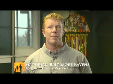 Matt Birk - Baltimore Ravens Center
