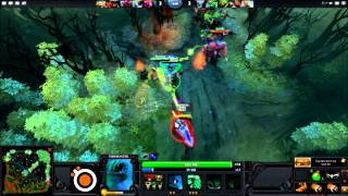 DOTA2 tidehunter gameplay fun - Avicii - Levels (Cazzette NYC Mode Mix)