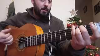 """Guitarra Avanzado 58  """"Alegría de vivir"""" de Ray Heredia  8/12"""
