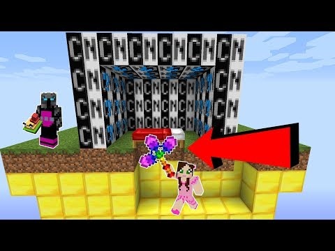 Minecraft: CRAZY CARTOONS LUCKY BLOCK BEDWARS! - Modded Mini-Game