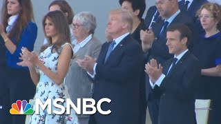 President Donald Trump's Military Parade Shelved Due To $92 Million Price Tag | Hardball | MSNBC