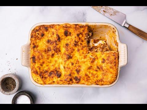 1 pound gluten free lasagna