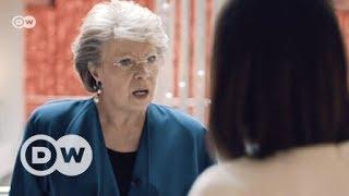 Bossy: Frau Reding, das müssen Sie uns erklären! | DW Deutsch