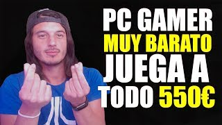 configuracion pc gamer
