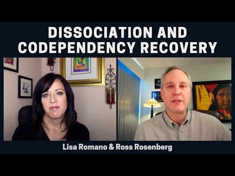 Coping with Narcissists. Numb, Disconnected & Dissociatied. Trauma & Codependency Recovery. Romano