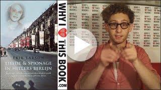 Geerten over Liefde & spionage in Hitlers Berlijn - Erik Larson