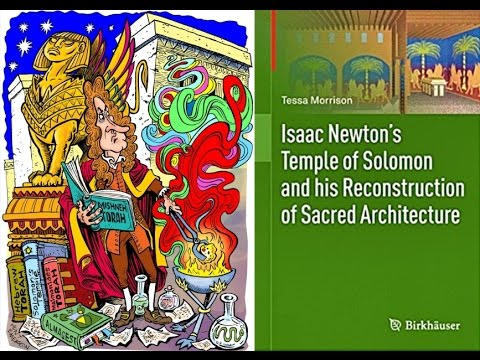 Isaac Newton and the Temple of Solomon