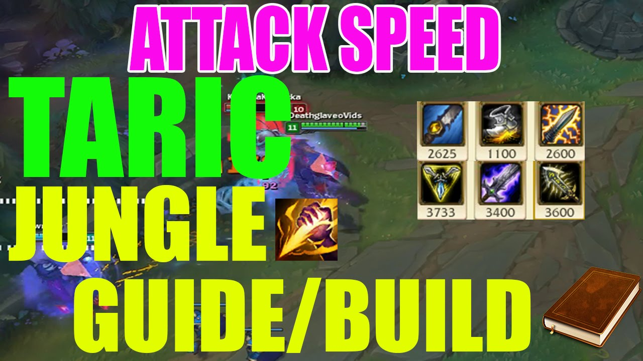 Taric Build Guide : AD taric :: League of Legends Strategy ...