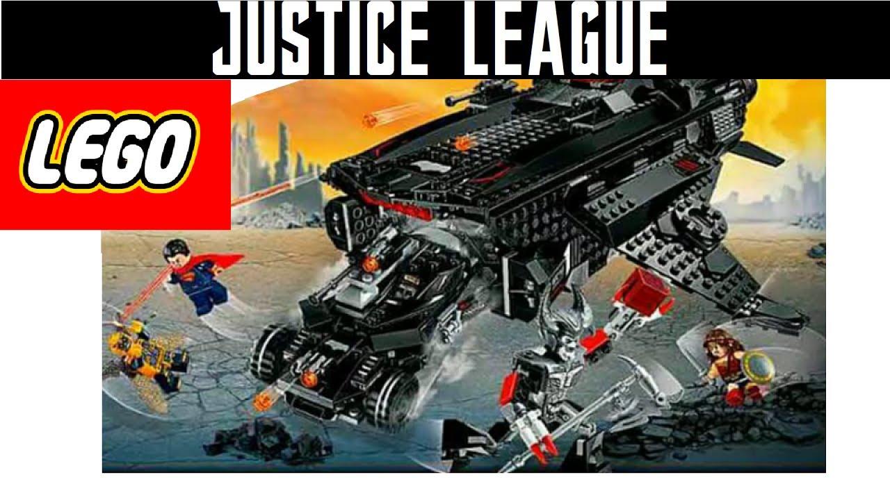 Lego DC Superheroes Justice League - New Summer 2017 Sets ...