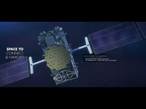 I am a satellite
