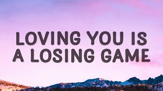 Download Duncan Laurence - Loving You Is A Losing Game (Arcade) ft. FLETCHER