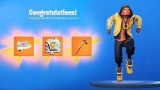 'NEW' SEASON X GRATUIT Event ITEMS MAINTENANT à Fortnite.