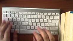 Mac Shortcuts - mit Tastatur / Keyboard Tastenkombinationen nutzen