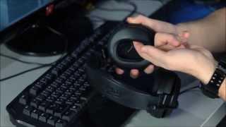 Купить игровые наушники Roccat Kave 5.1. Игровая гарнитура Roccat.(Обзор данных игровых наушников сделал Интернет-магазин Fotos, за что им большое спасибо. Купить наушники:..., 2013-12-17T07:12:33.000Z)