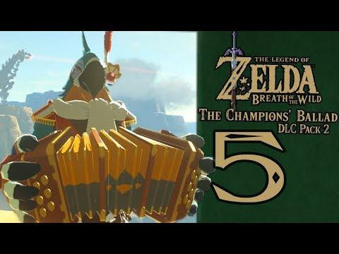 Legend Of Zelda Breath of the Wild - DLC Champions Ballad Part 5 Sand Brute! (Season Pass)