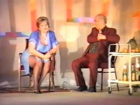 On min dollarlıq kef    E.Sabitoğlu,C.Məmmədov Musiqili Komediya Teatrının tamaşası 1997 ci il