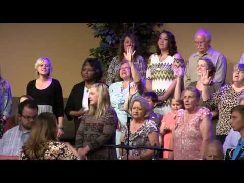 Dr. Tommy Steele - When God Touches A Man