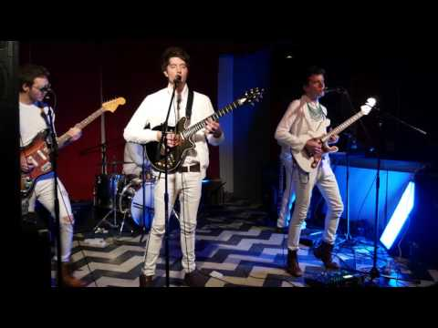 SUPER CITY: Live @ The Windup Space, Baltimore, 3/31/2017 (Video A)