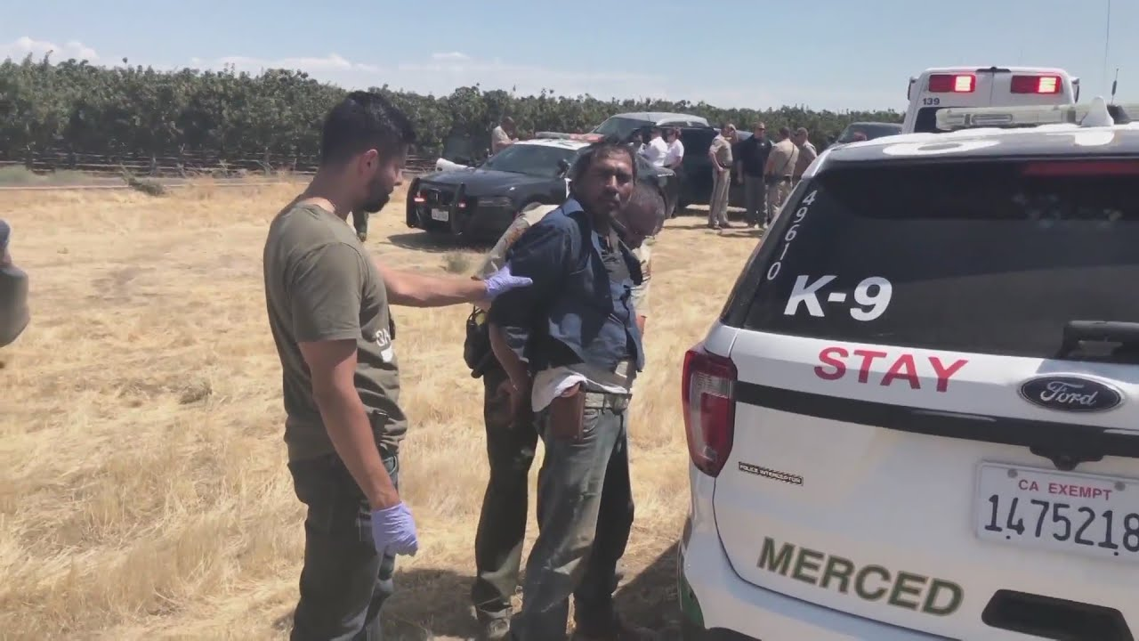 Authorities arrest man who they say shot Merced County Sheriff's deputy