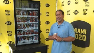 Hall of Famer Troy Polamalu Recognizes Greatness On His Squad | Build Your Squad