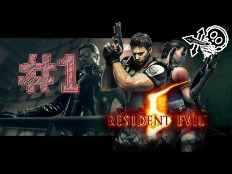 Xcrosz - Resident Evil 5 Playthrough[TH] #1