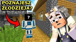 CZY WIESZ KIM JEST ZŁODZIEJ NA FERAJNIE?! Minecraft Jeż Na Ferajnie