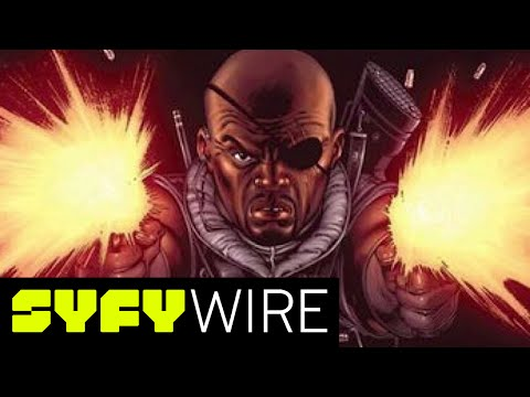 Nick Fury: 28 Days of Heroes (Black History Month) | Syfy Wire