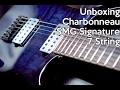 Unboxing Charbonneau SMG Signature 7 String