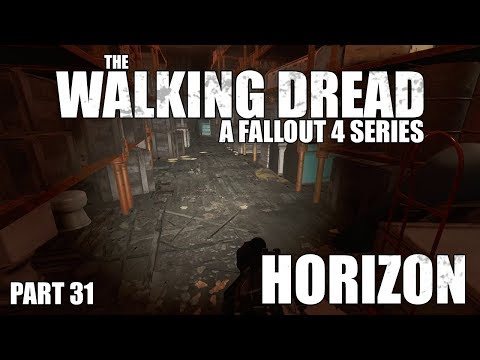 "☢ The Walking Dread - Fallout 4 Horizon + Zombies | #31 ""Hardware Store"""