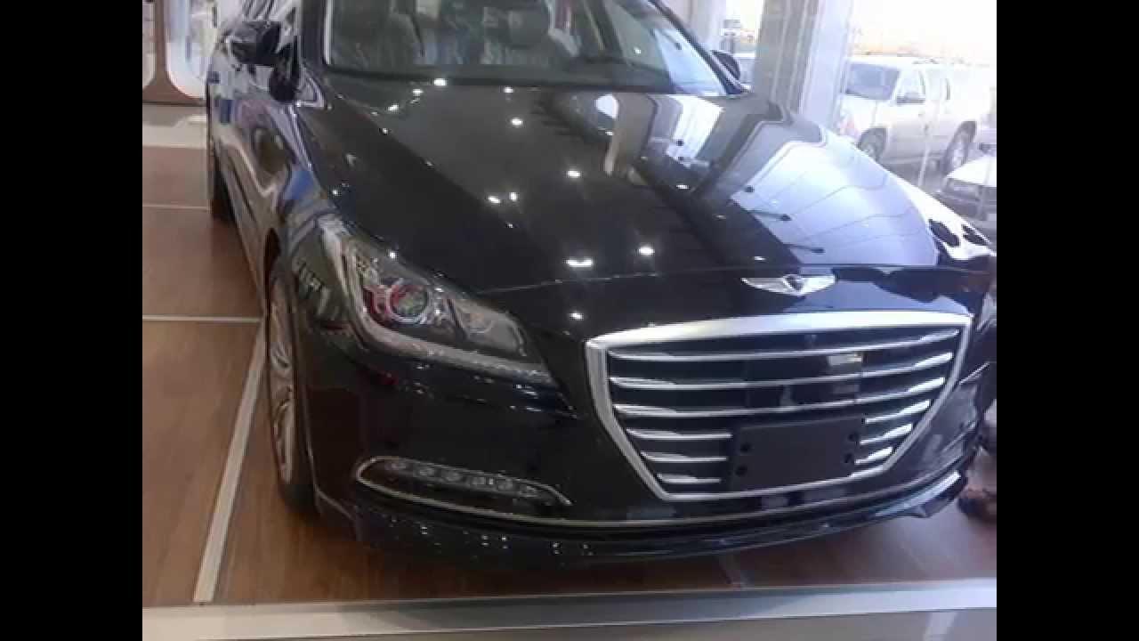هيونداي جنسس 2015 Hyundai Genesis 5 0 Youtube