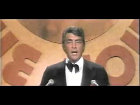 Dean Martin Man of the Hour - Muhammad Ali 1976