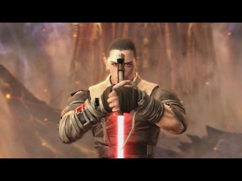 Let's Play Star Wars: The Force Unleashed! (Mission SC4)