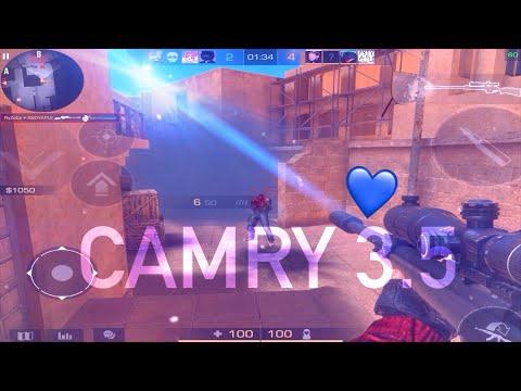 CAMRY 3.5 FRAGMOVIE / МУВИК STANDOFF 2