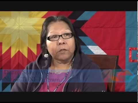 NVTV - Donna Seaton (Washoe) & Ac' aq Ester Stauffer (Alaska Native-Yup'ik)