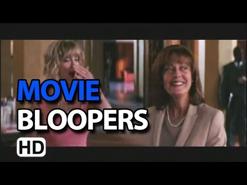 The Banger Sisters (2002) Bloopers Outtakes Gag Reel