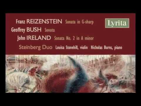 Steinberg Duo play Ireland 2nd Sonata