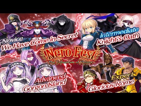 Fate/Grand Order Part 35: Nero Festival: Finals
