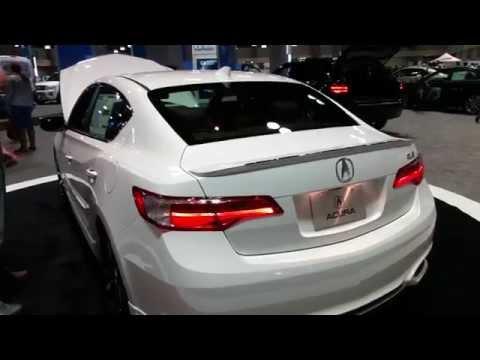 2016 Acura ILX Tech Plus A-Spec