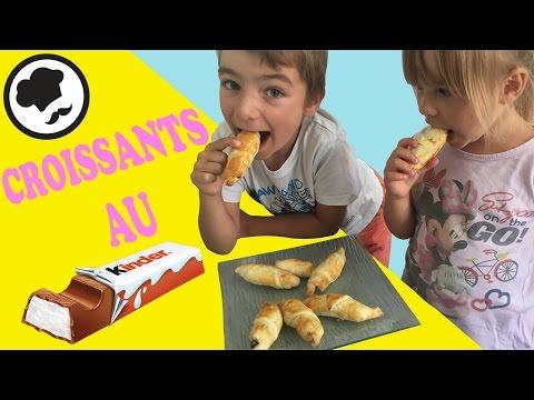 kid-studio-test-recette-croissants-au-kinder-chocolat-avec-corentin-et-océane