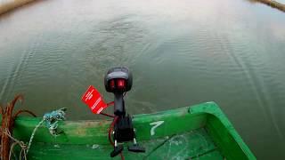 watersnake t18 супер електромотор!