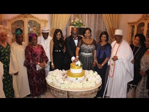 OKOYA HOSTS JUSTICE OGUNTADE TO SUMPTUOUS DINNER ON APPOINTMENT AS NIGERIA'S HIGH COMMISSIONER TO UK