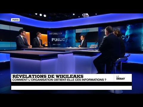 Comment le site Wikileaks obtient-il ses informations ? (partie 1)