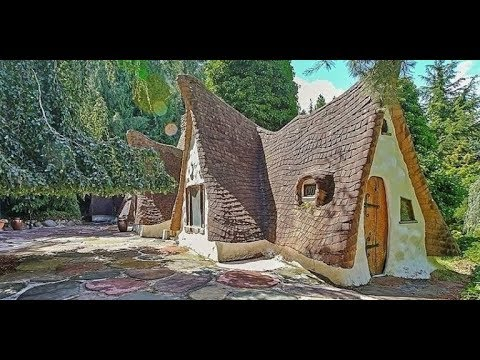 Snow Whites Fairytale Cottage In Washington Dr Suess HD - 15 epic homes that look like they came straight out of a fairytale