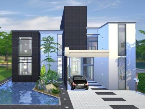 la oss bygge et moderne hus 1 - Moderne Huser 2015