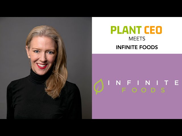 PLANT CEO #44 - Growing plant based brands in Sub-Saharan Africa with Infinite Foods