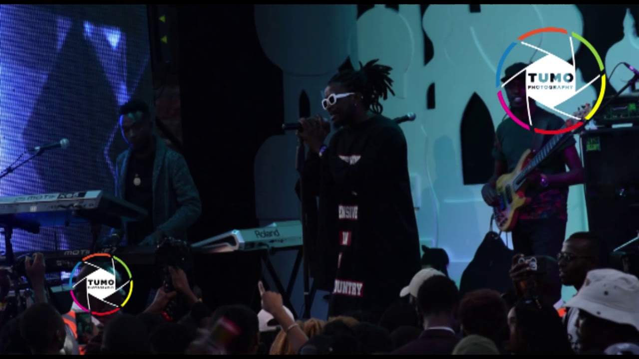 Download Nyashinski - Hayawani (Live Performance)